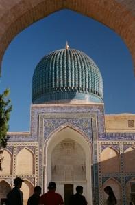 Timur the Great's (Tamerlane's) Mausoleum
