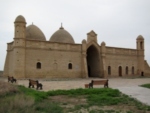 Aristan Bab Mausoleum- commemorating a man who taught the revered Yasaui