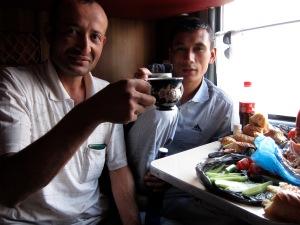 Cheers! Vodka tastes good in any vessel.