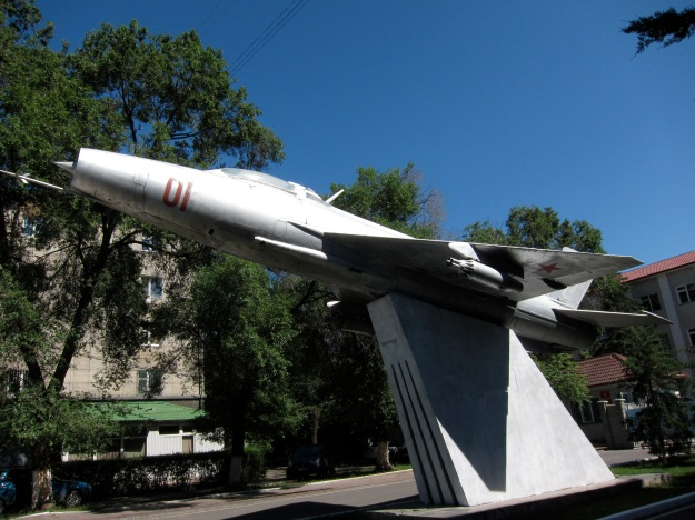 Soviet MIG's never lose their appeal.